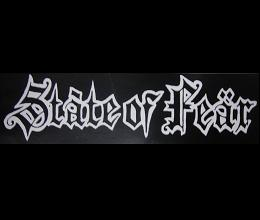 State of Fear - Name - Sticker